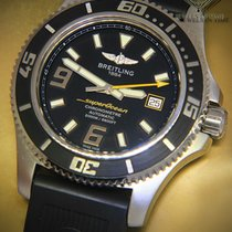 Breitling Superocean 44 pre-owned 44mm Steel