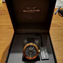 Glycine Steel 42mm Automatic GL0093 new Canada, GREENFIELD PARK