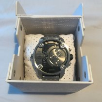 Diesel 57mm Quartz Dz7221 pre-owned