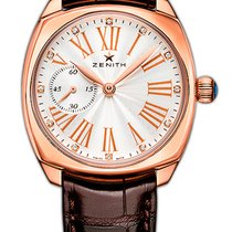 Zenith Rose gold 33mm Automatic 18.1970.681/01.C725 new