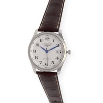 Longines Master Collection Steel 40 mmmm White Arabic numerals