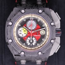 Audemars Piguet Royal Oak Offshore Grand Prix Carbono 44mm Negro Sin cifras