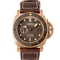 Panerai Luminor Submersible Bronze 47mm Brown United States of America, New York, New York