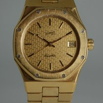 Eberhard & Co. Yellow gold 32mm Automatic pre-owned United Kingdom, Melton Mowbray