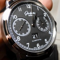 Glashütte Original Senator Observer Steel 44mm Black United States of America, North Carolina, Winston Salem