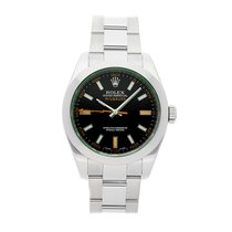 Rolex Milgauss Steel 40mm Black No numerals United States of America, Pennsylvania, Bala Cynwyd