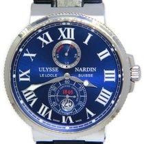 Ulysse Nardin Marine Chronometer 43mm 263-67 2012 подержанные