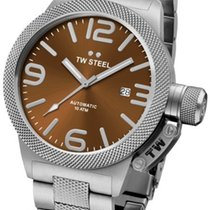 TW Steel Steel 45mm Automatic CB25 new