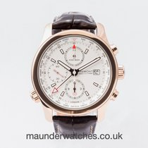 Bremont Rose gold Automatic Kingsman pre-owned