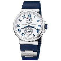 Ulysse Nardin Marine Chronometer Manufacture 1183-126-3/40 новые