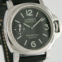 Panerai Luminor Marina 8 Days Pam  510 2017 gebraucht