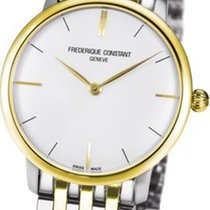 Frederique Constant Ultra Slim Ladies Stahlband