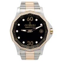 Corum Admiral's Cup Legend 38 nowość Automatyczny Zegarek z oryginalnym pudełkiem i oryginalnymi dokumentami A082/01307 - 082.101.29/V200 PN10