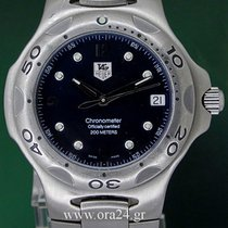 TAG Heuer Kirium Automatic Date Stainless Steel Blue Dial