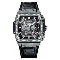 Hublot Spirit of Big Bang Titanium Jewellery 45 mm