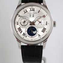 Chopard L.U.C Witgoud 43mm Zilver Romeins Nederland, The Netherlands