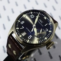 IWC Big Pilot White Gold - IW500402