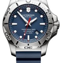 Victorinox Swiss Army I.N.O.X. PROFESSIONAL DIVER Dial Blue...