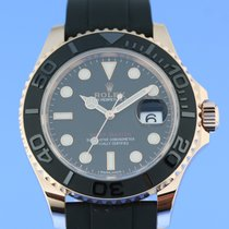 Rolex Yacht-Master appears unworn