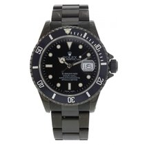 Rolex Oyster Perpetual Submariner 16610 Black PVD