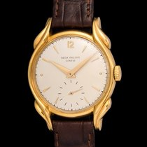 Patek Philippe Solo Tempo 2431 Flame Lugs With Papers