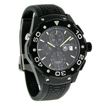 TAG Heuer Aquaracer Series Mens Swiss Automatic Watch CAJ2180....