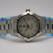 TAG Heuer Aquaracer Waf1414.ba0823 Stainless Steel Ladies...