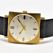 La Trame Vintage Gold Watch