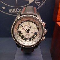 Vulcain Titanio Cuerda manual 161925.163CF nuevo