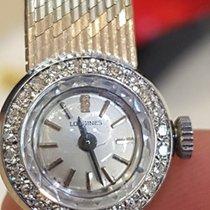 Longines Ultra Rare Oro 18 kt With Diamond Mecanical All Original