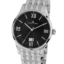 Jacques Lemans Classic London Acero 40mm Negro
