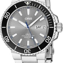Oris Hammerhead Limited Edition Steel Grey United States of America, New York, Brooklyn