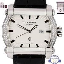 Charriol Actor Tonneau Double Row Diamond 42mm CCHTXL Quartz...