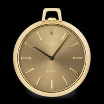 Rolex Cellini Yellow gold 35.5mm Bronze