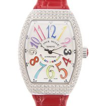Franck Muller 32mm Automatic new White