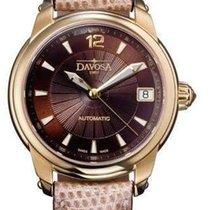 Davosa Ladies' Delight Steel 34mm Brown