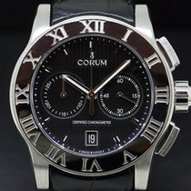 Corum Chronograph 44mm Automatic Romvlvs Black