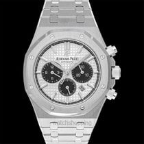 Audemars Piguet Royal Oak Chronograph Steel 41.00mm Silver