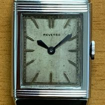 Jaeger-LeCoultre Reverso (submodel) Steel 23mm Brown No numerals United States of America, California, Irvine