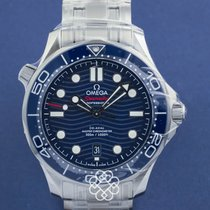 Omega 210.30.42.20.03.001 Staal Seamaster Diver 300 M nieuw