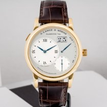 A. Lange & Söhne 101.002 Yellow gold 1994 Lange 1 pre-owned United States of America, Massachusetts, Boston