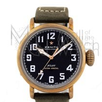Zenith Pilot Type 20 Extra Special ny 40mm Brons
