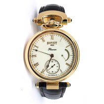 Bovet Red gold Automatic Champagne new