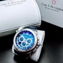 Carl F. Bucherer Steel Automatic 00.10620.08 pre-owned