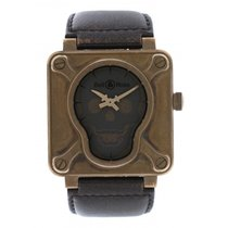 Bell & Ross Bronze Automatic Black Arabic numerals 46mm pre-owned BR 01-92