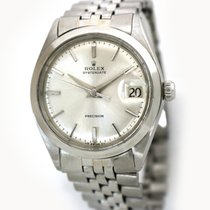 Rolex Oyster Precision 34mm Silver United States of America, Virginia, Vienna