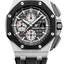 Audemars Piguet 26400IO.OO.A004CA.01 Titanium Royal Oak Offshore Chronograph 44mm new United States of America, Florida, North Miami Beach