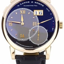 A. Lange & Söhne Grand Lange 1 Rose gold 42mm Black United States of America, Illinois, BUFFALO GROVE