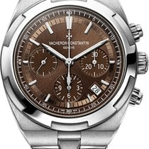 Vacheron Constantin Overseas Chronograph Steel 42.5mm