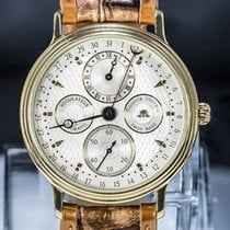 Maurice Lacroix Yellow gold 35mm Manual winding 19059 pre-owned